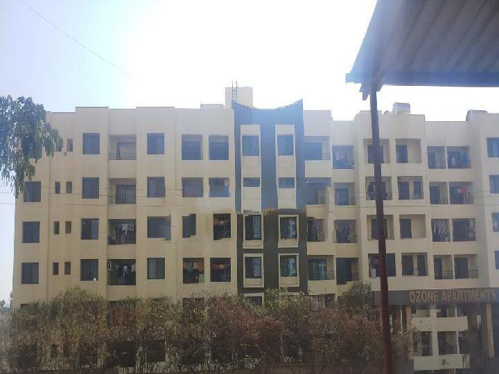 Ozone Apartments Wagholi Rent - WITHOUT BROKERAGE Unfurnished 1 BHK